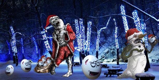 OZ 031 – Especial: Ho Ho Ho! Feliz Natal Zumbi!