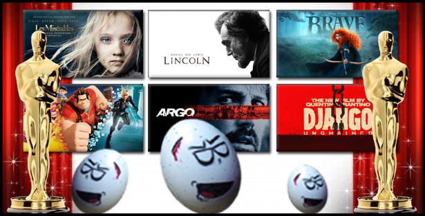 OZ 035 – Cinema: Oscaritos 2013!!