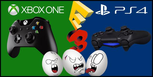 OZ 044 – E3 e a guerra dos consoles… Parte 1