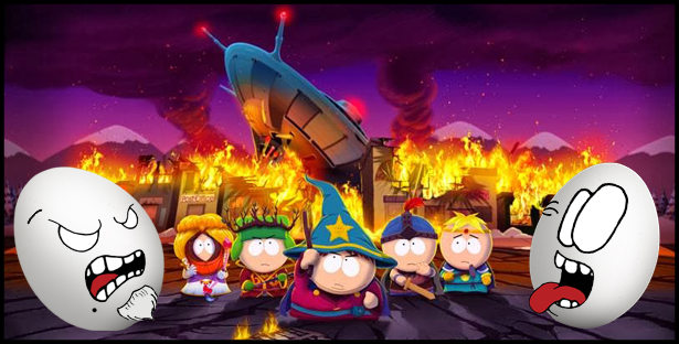 South Park: The Stick Of Truth – Da TV para o console