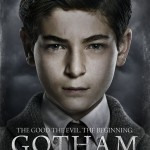 David Mazouz como Bruce Wayne