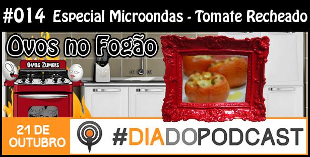 ONF 014 – Especial Microondas – Tomate Recheado